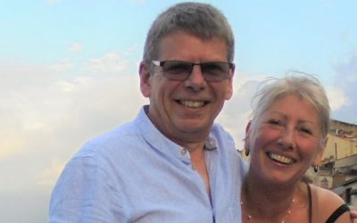 Introducing Martyn and Annette Goddard